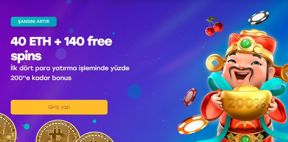 Ücretsiz para yatırma bonusu bitcoin casino, 2020
